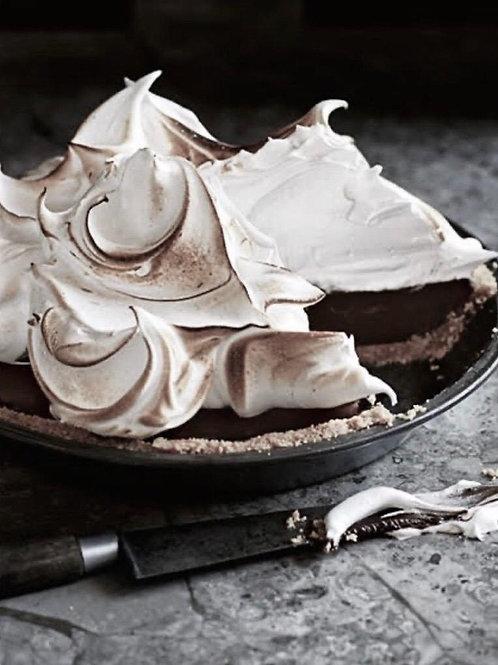Tarta de Chocolate y crema de Bombón