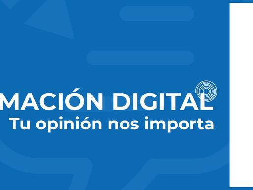 Consulta pública Ley de Transformación digital