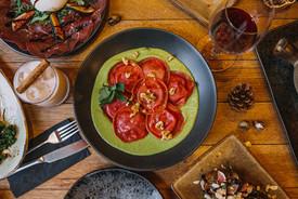 Sardinian Feast Domo Restaurant
