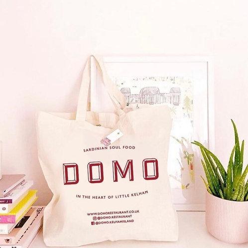 DOMO Tote Bag
