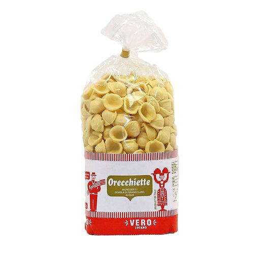 Artisan Pasta Orecchiette, Vero Lucano 500g