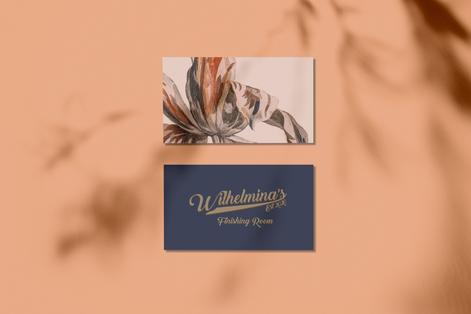 BRANDING FOR WILHELMINA'S