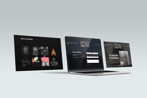 WEB DESIGN FOR 5ToK3