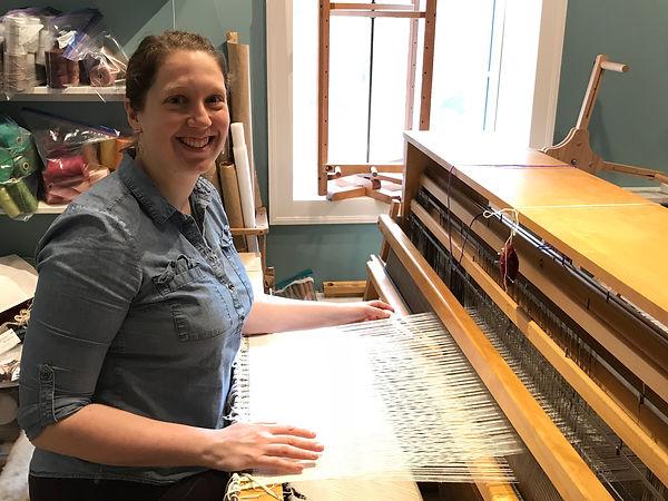 Emily McCumber of The Spinner Weaver