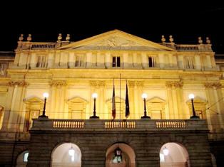 天堂與地獄就在一線間- Theatre Scala (La Scala)