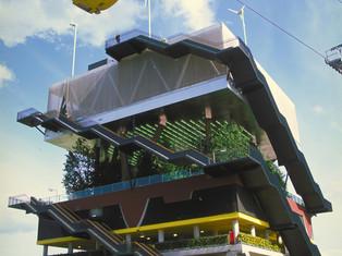 實驗性的環保建築—荷蘭館, 德國世博2000