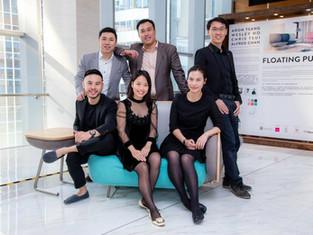 香港建築師學會傢俬設計比賽展覽 2017