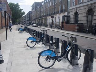 自行車城市的建造—倫敦Cycle Hire 計劃