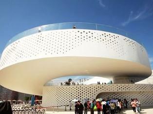 體驗到實與虛(Solid and Void)的建築—丹麥館