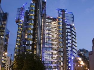 全球保險業的命脈– Lloyd's building
