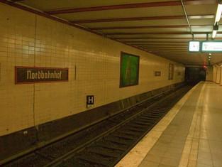 被譽為最猛鬼的地鐵站—Nordbahnhof地鐵站