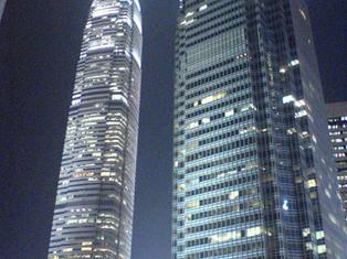 香港建築師的悲劇-國金一、二期