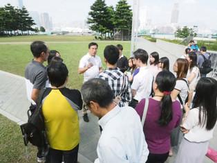 香港建築師學會x香港律師公會建築導賞團