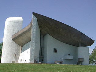 改變人類歷史的建築師—Le Corbusier (Ronchamp篇)