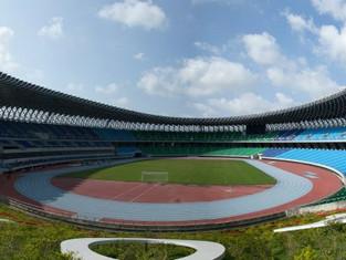 環保與結構的組合—高雄國家體育場