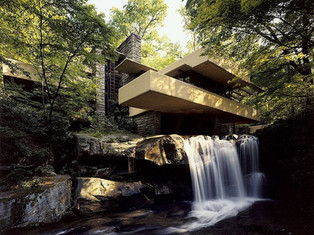 優秀建築系列—Fallingwater