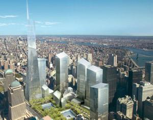 人類史上其中一次最大型的恐怖襲擊 - World Trade centre(重建篇)