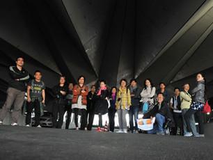 香港建築中心—東京築覺之旅(2015)