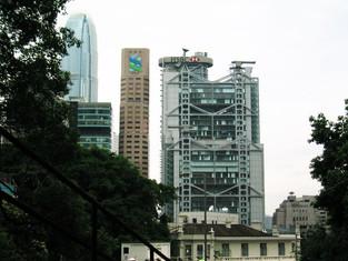 全球最昂貴的建築 - HSBC(最終方案篇)