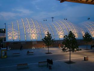 用紙做的建築—日本館, 德國世博 2000