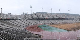 1992年巴塞隆納奧運主場館