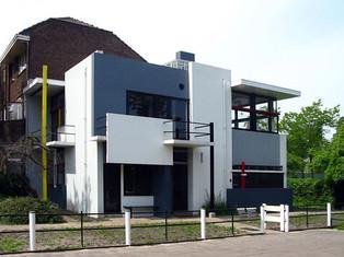 優秀住宅系列—Schroder house