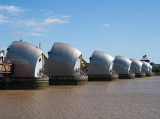 英倫之障—Thames barrier