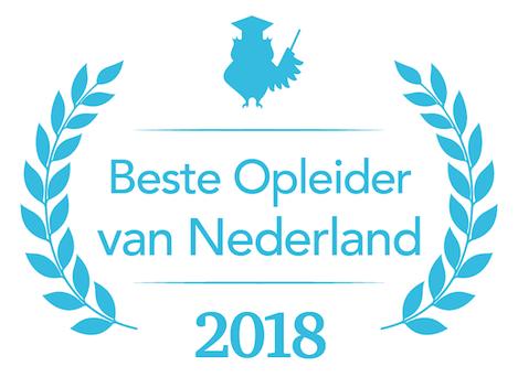 HSA finalist De Beste Opleider van NL