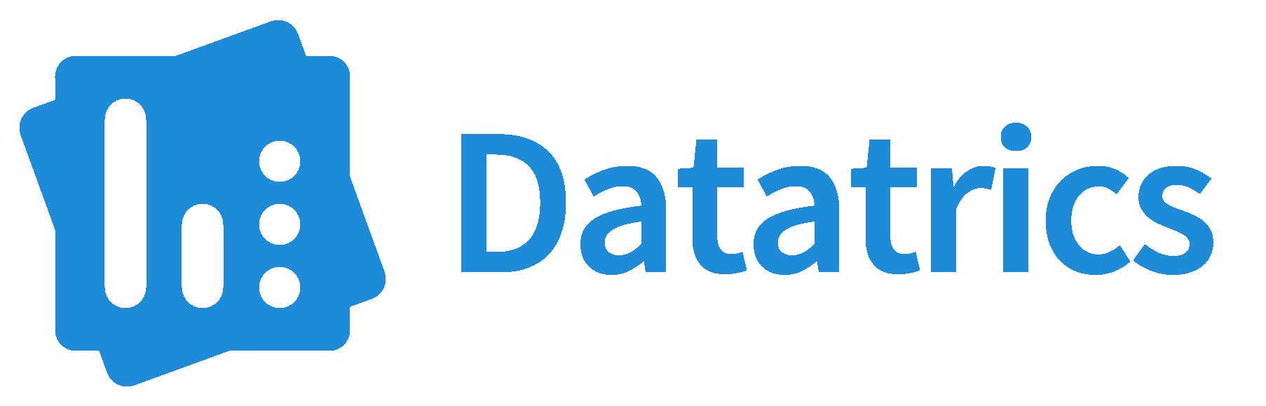 datatrics logo