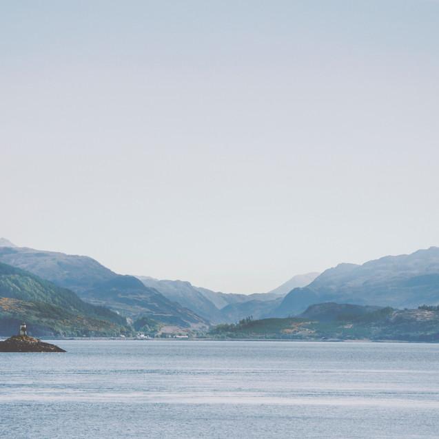 Scottish Highlands, Kyle Akin.