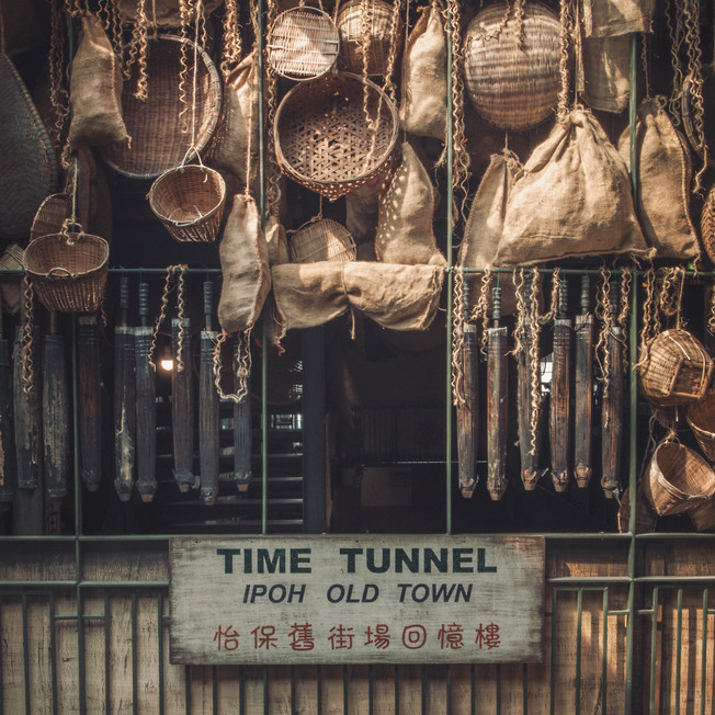 Time Tunnel, Ipoh Old Town.