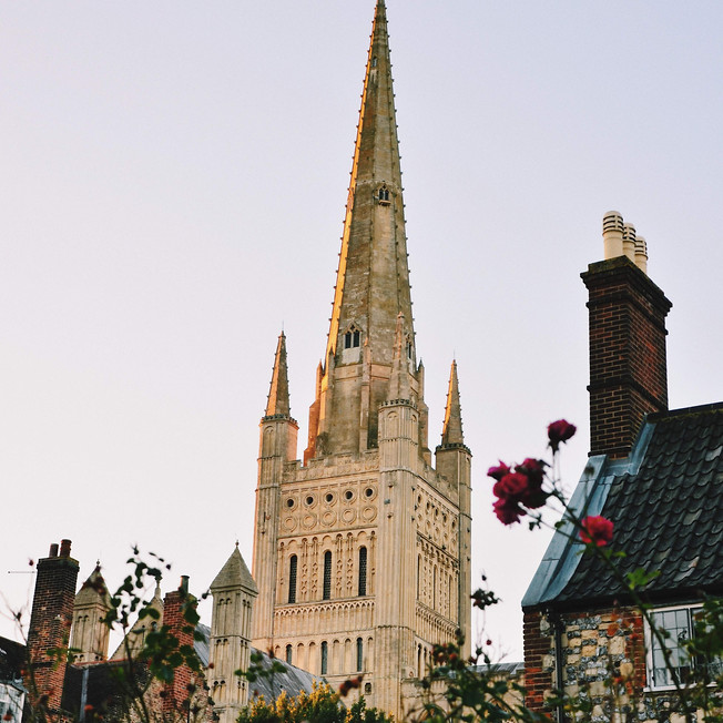 Norwich Cathedral.