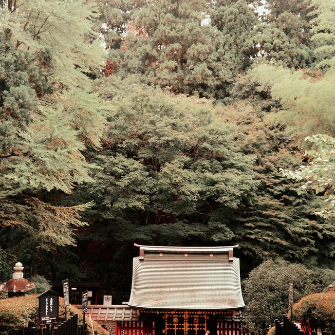 Zuihoden Temple.