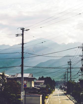 Countryside, Toyama Prefecture
