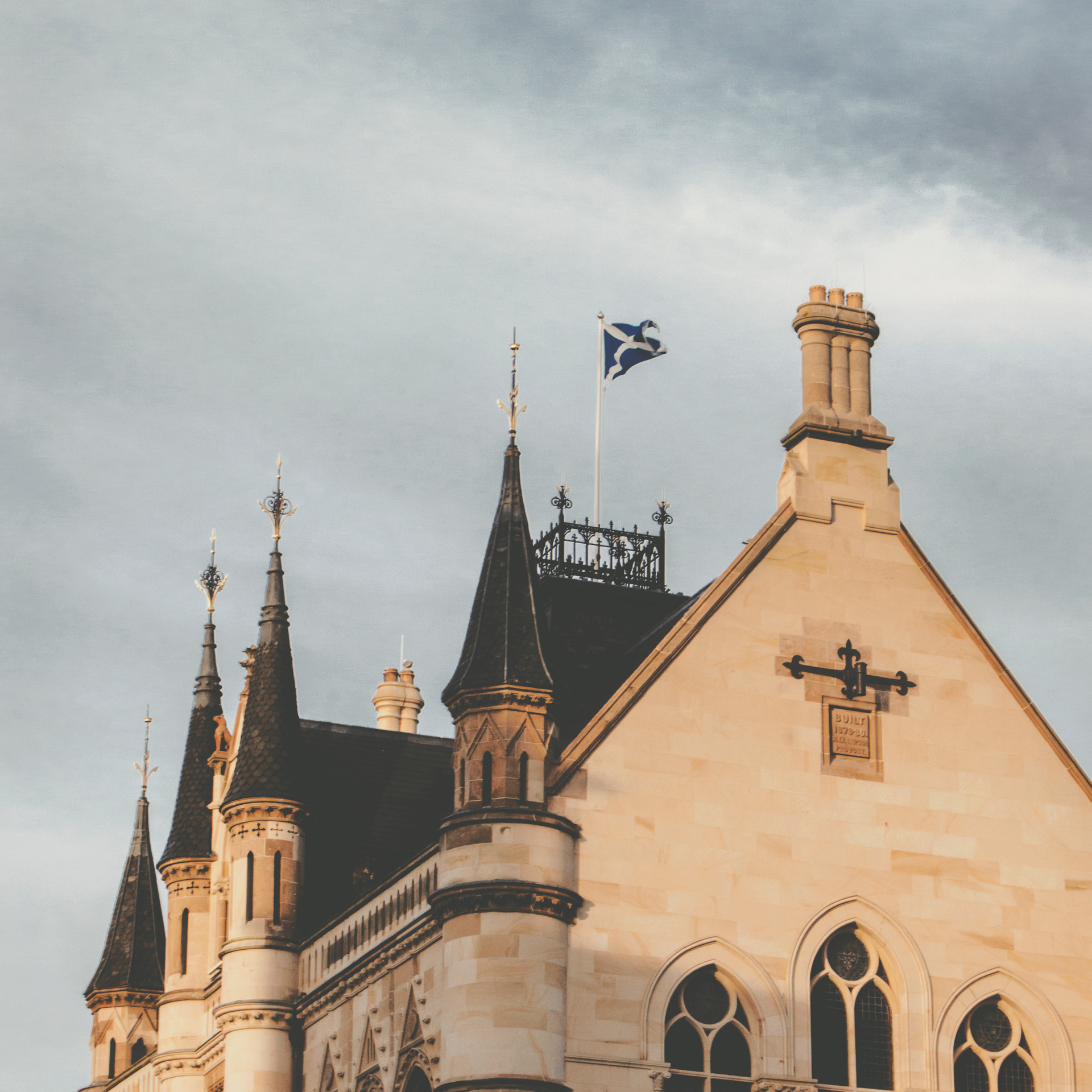 Inverness Town House.