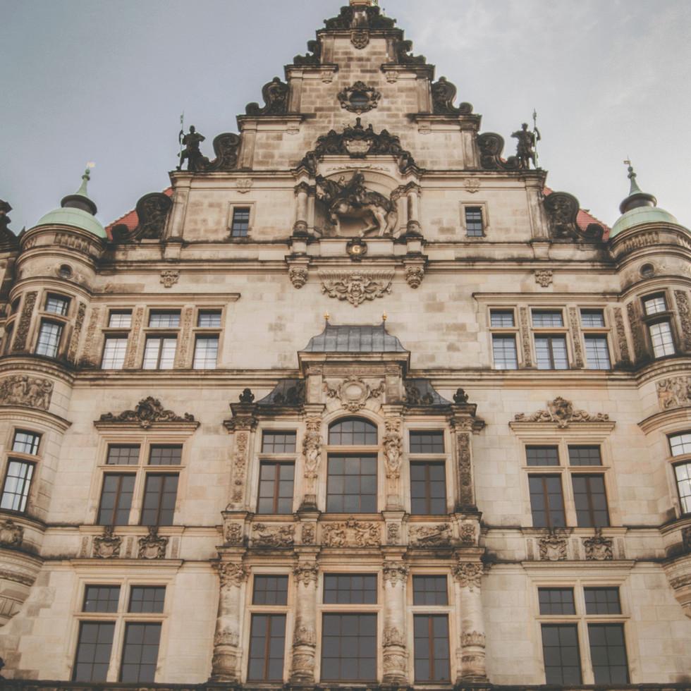 Georgentor, Dresden.