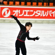 Yuto Kishina performing his free program at the 2020 Bavarian Open.