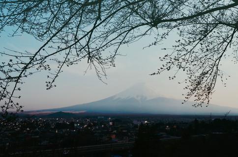 Mount Fuji, Yamanashi Prefecture