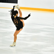 Elizaveta Tuktamysheva performing her free skate at the Russian Test Skates 2020.  Елизавета Туктамышева в произвольной программе на открытых прокатах 2020.