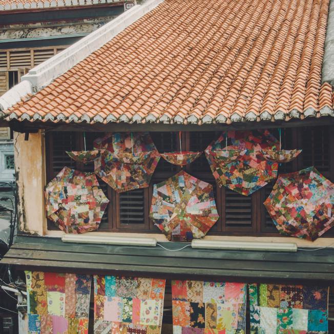 Craft store in Georgetown.