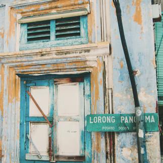 Lorong Panglima, Ipoh Old Town.