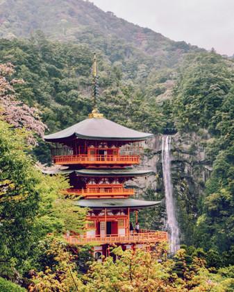 Nachi Falls, Wakayama Prefecture