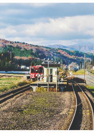 Akita Nairiku Line (秋田内陸縦貫鉄道)