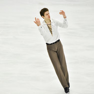 "Morisi Kvitelashvili performing his free skating at the Rostelecom Cup 2020.   Мориси Квителашвили в произвольной программе на ИСУ Гран-при ""Кубок Ростелеком"" 2020."