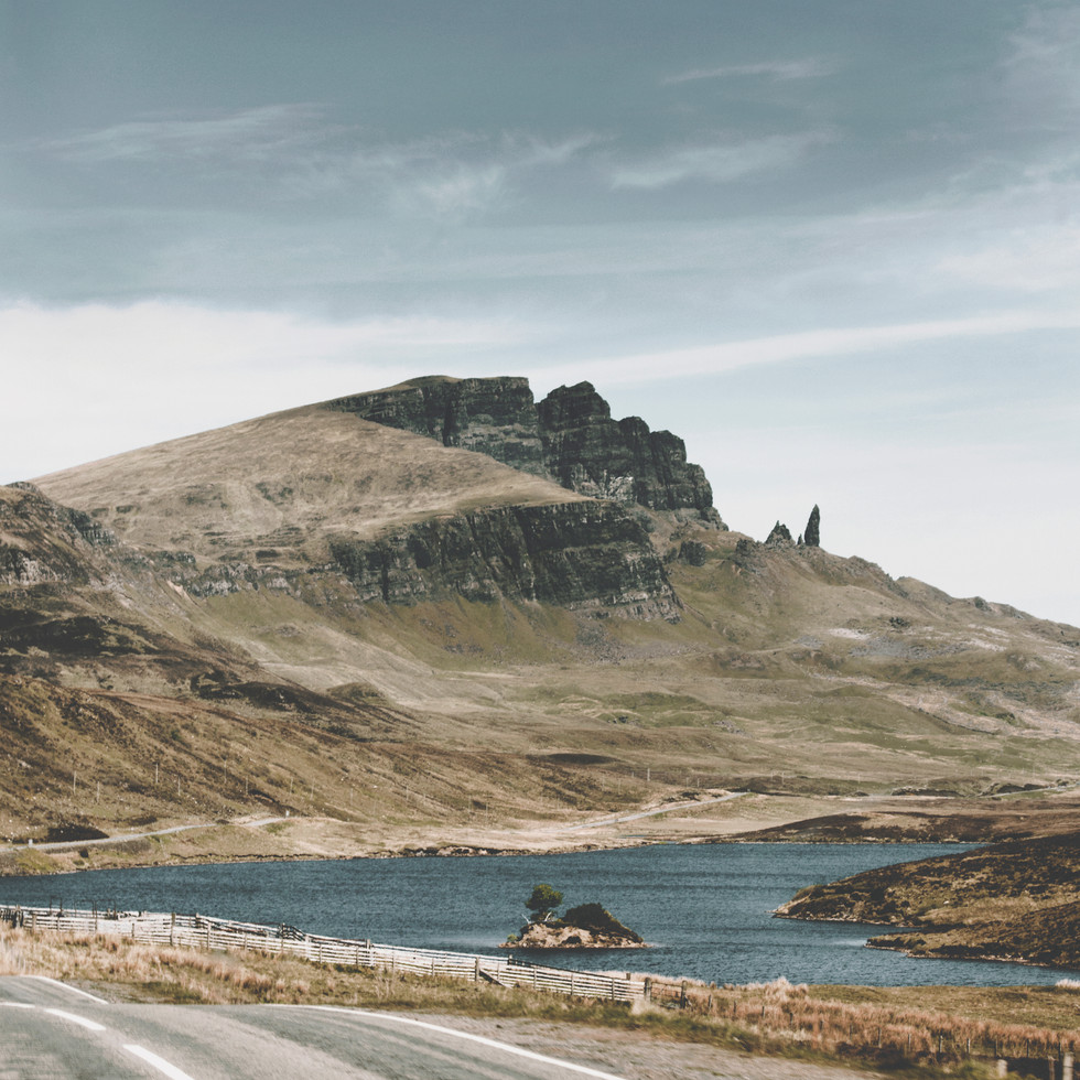The Storr, Isle of Skye.