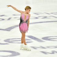 "Alena Kostornaia performing her free skating at the Rostelecom Cup 2020.  Алена Косторная в произвольной программе на ИСУ Гран-при ""Кубок Ростелеком"" 2020."