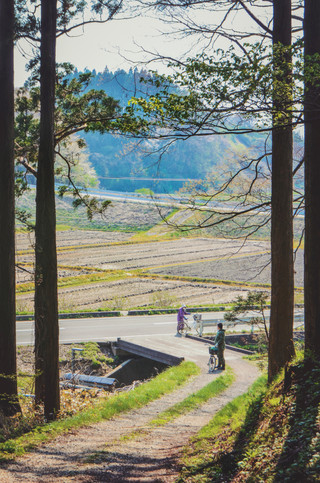 Countryside, Akita Prefecture