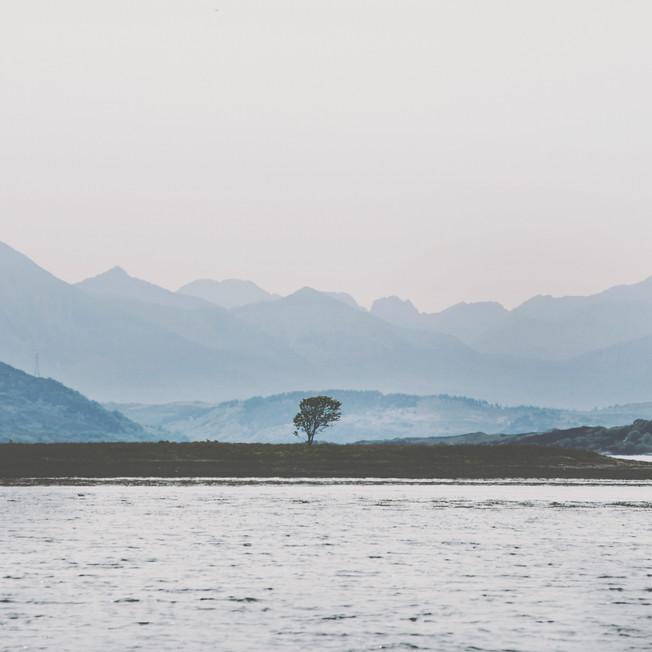 Scottish Highlands, Dornie.