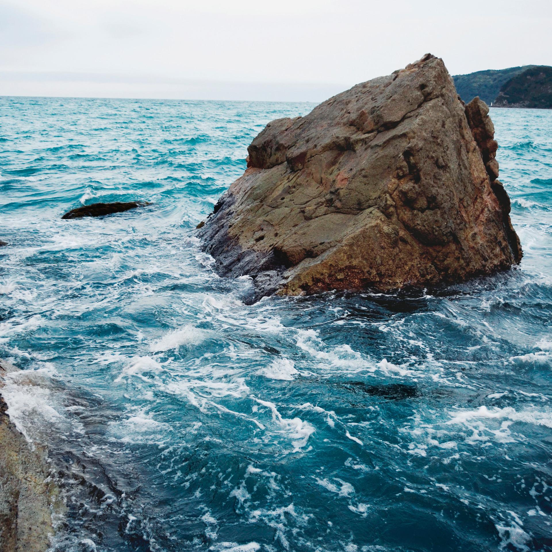 Wakayama coast.