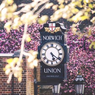 Norwich City Centre.